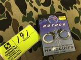 Rothco Professional Detective Handcuffs