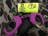 Rothco Professional Detective Handcuffs, Pink