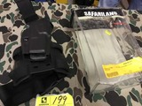 SafariLand Tactical Military Holster, Right