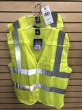 Two Rothco High Visibility Safety Vests