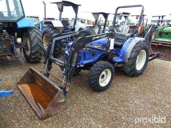 FARMTRAC 390 HST -TLB 4X4 | Farm Machinery & Implements
