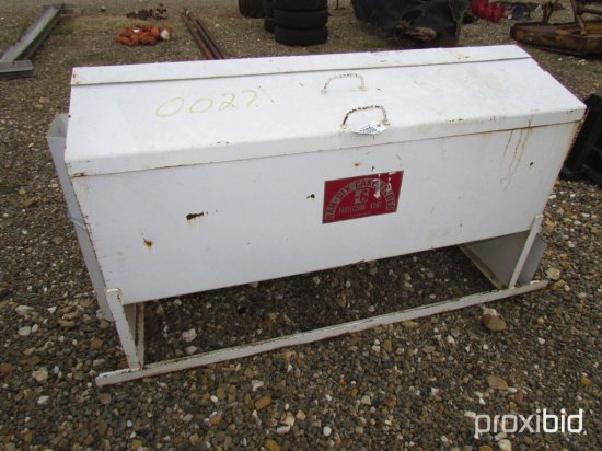 BAR 6 CAKE FEEDER W/CONTROLS | Auctions Online | Proxibid Bar Cake Feeders Wiring Diagram on led light bar wiring diagram, electrical distribution system diagram, bar 6 cattle cube feeder,
