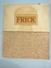 Frick Frick General Catalog, 1915