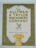 Aultman Taylor Aultman Taylor 1917 Machinery Catalog