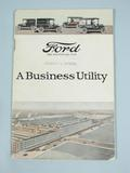 Ford Ford Truck Catalog