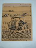 Aultman Taylor Aulman Taylor Gas Tractor Catalog, 1915?