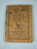 Aultman Taylor Repair Price List - 1914