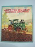 Advanced Rumely Advanced Rumely Tractors and Seperators Catalog