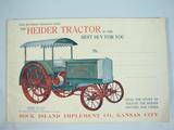 Heider Heider Tractor - Why you should by A Heider