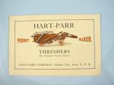 Hart Parr Hart Parr Threshers Catalog 1915