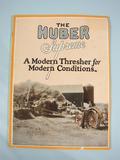 Huber The Huber Supreme Thresher Catalog
