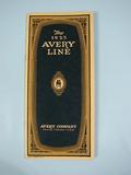Avery 1923 Avery Line Pocket Catalog