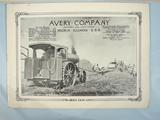 Avery Avery 1915 Separator and Attachments Catalog