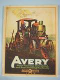 Avery  Avery Motor Farming, Threshing, and Road Building Catalog, 1920