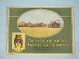 Avery Avery Steam Traction and Attachments Catalog, 1915