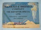 Nichols & Shepard Co. Nichols & Shepard Co, Threshing Machinery Catalog