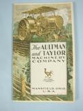 Aultman Taylor Aultman Taylor Gas Tractor Catalog