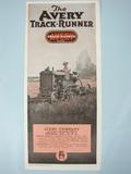Avery Avery Track Runner Advertisment