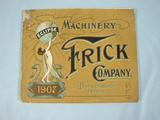 Frick Frick Machinery Catalog 1907