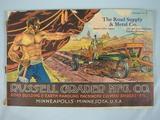 Russell and Company Russell Grader MFG. Company Catalog