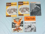 Case 5 Case Eagle Magazines