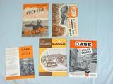 Case Case Eagle and Mic Case Implments. Catalogs