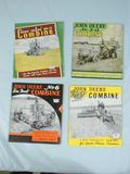 John Deere  John Deere Combine Magazines