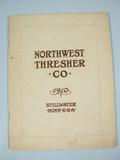 Northwest Thresher 1910 Northwest Thresher Company Catalog