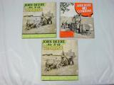 John Deere 3- John Deere Combine Catalogs