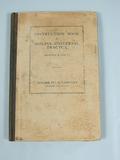 Moline Universal Instruction Book for Moline Universal