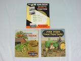 John Deere 3- John Deere Tractor Catalogs