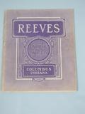 Reeves Reeves Catalog Number 34