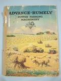 Rumely Advanced Rumely Power Farming Machinery catalog