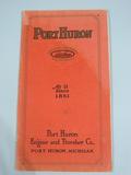 Port Huron Port Huron catalog
