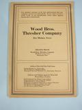 Wood Brothers Wood Brothers  Testimonals catalog