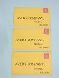 Avery 1915 Avery Price List