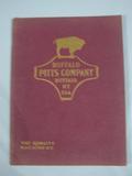 Buffalo Pitts Co Buffalo Pitts Co, Machinery catalog