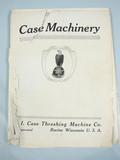Case Case Machinery catalog