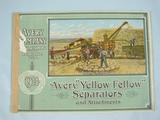 Avery Avery Yellow Fellow Separators 1914