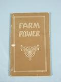 IHC Farm Power catalog By IHC