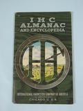 IHC Almanac 1911
