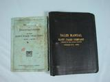 Hart Parr Sales Manual Hart Parr Binder and Manaul of Instructions for Row Crop