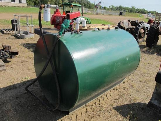 500 Gallon Fuel Tank >> 500 Gallon Fuel Tank With New Auctions Online Proxibid
