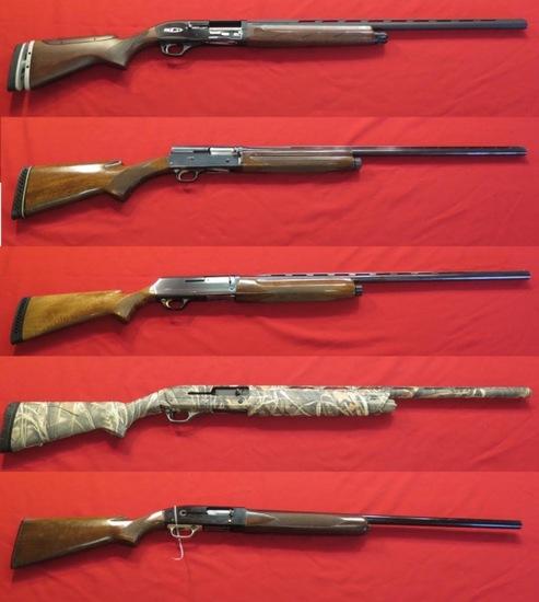 Summer Gun Auction