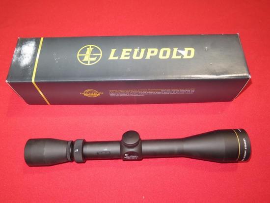 Leupold 3-9x40mm Rifleman matte scope, tag#5039