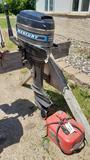 Mercury 15hp outboard, tag#5278