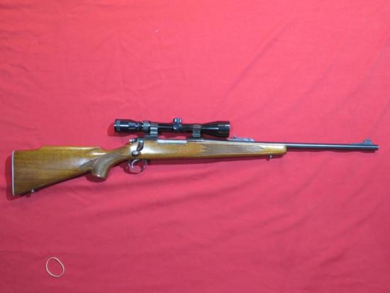 Remington 700 ADL 30-06 bolt, tip off, pivot mts, Tasco