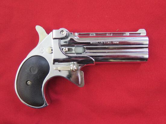 Davis Industries 9mm derringer, tag#1202