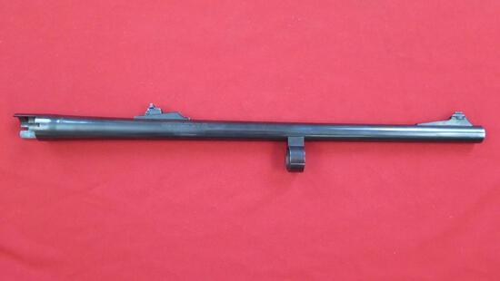 """Remington 870 12ga smooth bore slug barrel, 20"""", tag#1282"""
