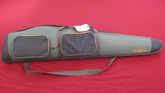 Allen quality scoped rifle soft case, tag#1308